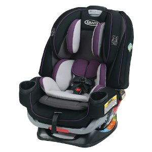 $209.99+$40 Kohls CashGraco 4Ever Extend2Fit All in One Convertible Car Seat