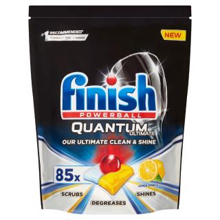 4.1折 现价£11.49(原价£28)85片Finish 洗碗机专用洗涤块 刷碗解放你的双手