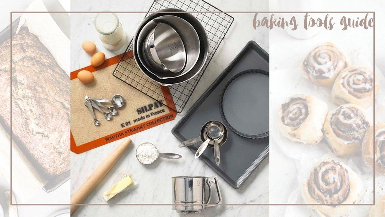 20款烘焙入门必看的烘焙工具大推荐!附英文名称科普