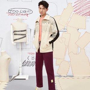鸭舌帽$40 潮流腰包$45上新:PUMA X MICHAEL LAU联名鞋服 李现和刘雯全新演绎