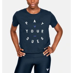 Under ArmourWomen's Project Rock Dues Graphic T-Shirt | Under Armour US