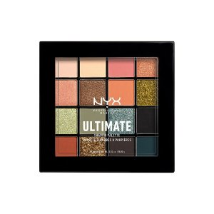 NYX Professional Makeup乌托邦16色眼影