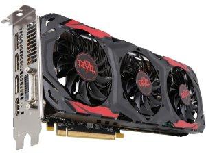 $124.99 送3个月XGPPowerColor RED DEVIL Radeon RX 570 OC 4GB 显卡