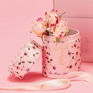 €18起收茶饮礼盒LADURÉE拉杜丽 法国知名茶饮香氛热卖 情人节送礼好选择