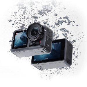 $349 前后双屏+电子防抖OSMO Action 运动相机正式发布 真·Vlog神器?