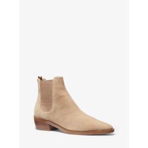 Michael KorsLottie Suede Ankle Boot