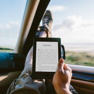 书就是我的世外桃源世界有点吵, 我只想带上Kindle出逃