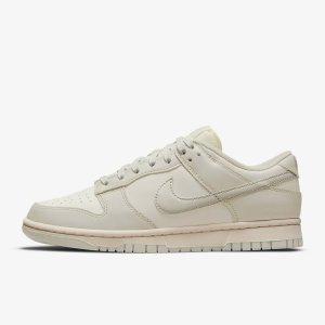 Nike9月20日8AM上线!Dunk Low 淡奶油色