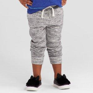 446c0602b55 Toddler Girls  Jogger Pants Cat   Jack™ - Heather Gray