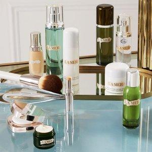 最高减$200 折扣区低至6折最后一天:Saks Fifth Avenue 护肤热卖 收La Mer、复原蜜