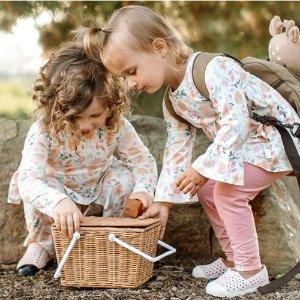 8.5折 淡雅颜色,温柔舒适Burt's Bees Baby 婴幼童有机棉秋季特卖