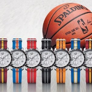 50% OffTissot Men's Watches on Time for NBA Season sale@ Hautelook