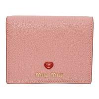 Miu Miu 爱心钱包