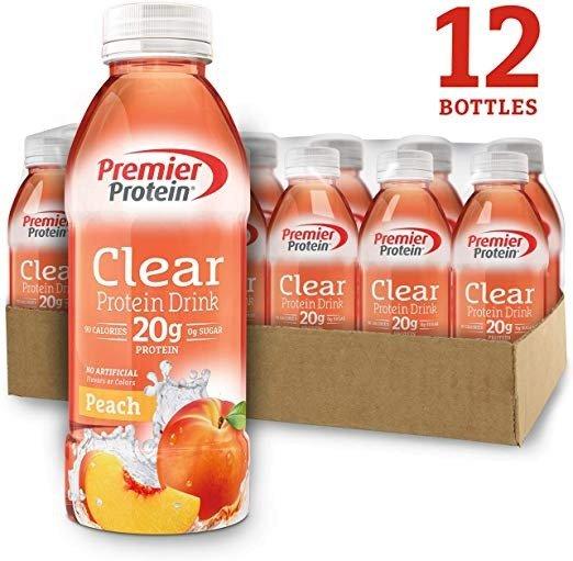 Premier Protein 桃子口味饮料  12瓶装