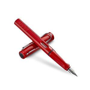 低至€14.71 多色可选Lamy 16-M 钢笔 红色 好价热卖 小折同款