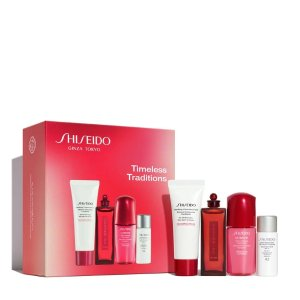 Shiseido$41 valueTimeless Traditions Set (A $41 Value)