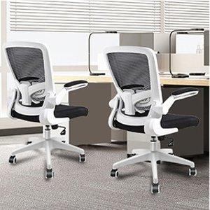 $161.49(原价$209.99)FelixKing Ergonomic 网状靠背人体工学桌椅 多色可选