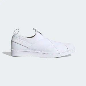 AdidasSuperstar 绷带一脚蹬