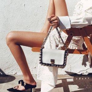 低至5折 + 额外8折 纽约设计师品牌Proenza Schouler 精选服饰鞋履包热卖