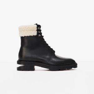 Alexander WangSSENSE折后含税$752断根毛毛靴