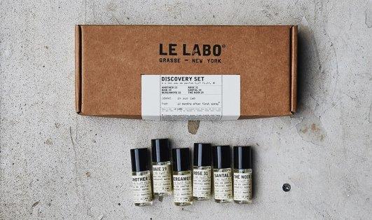 £3.6/支!Le Labo 香水小样礼盒热卖£3.6/支!Le Labo 香水小样礼盒热卖