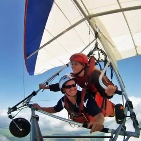 Tandem Hang Gliding Discovery Flight in Orlando