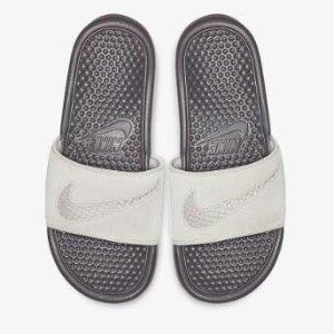 额外7.5折Nike凉鞋、澡堂拖当季热卖 低至$15