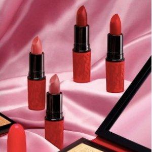 任选3只唇膏只需€36!MAC官网 唇膏区大促 新品水漾唇膏、限定系列都参加!