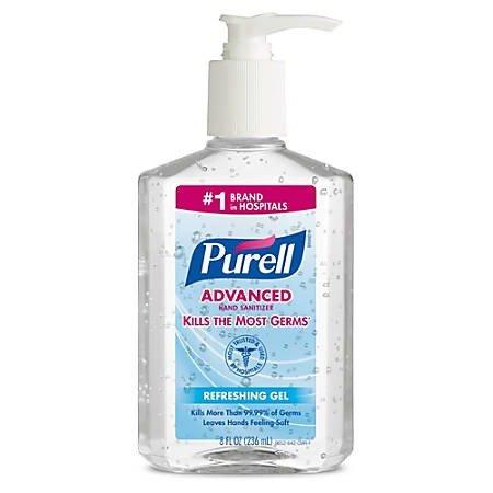 Purell 免洗洗手液 8oz