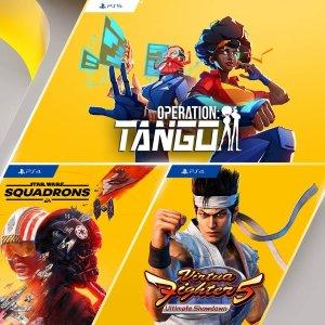 未发售游戏也能抢先送PS 6月会员免费游戏公布,三款游戏限时免费