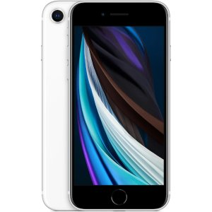 Apple iPhone SE 128GB (White) [2020]