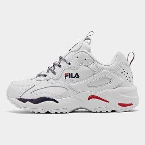 Fila男款老爹鞋