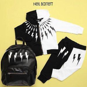 低至4折 封面拼色短裤$83Neil Barrett 一道闪电潮牌 闪电T恤$66起 小码妹子快来