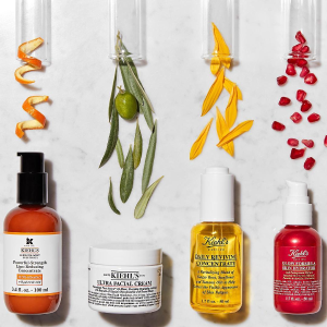 Deluxe sample duoswith any $50+ Order @ Kiehl's