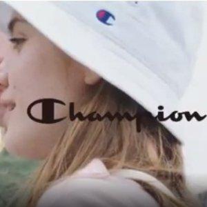 手慢无:Champion 潮牌必备单品 $19.11抢圆领卫衣