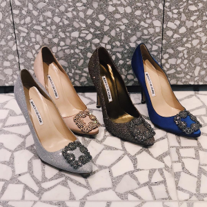 Today Only: Up to $300 Off Manolo Blahnik Shoes @ Saks Fifth Avenue