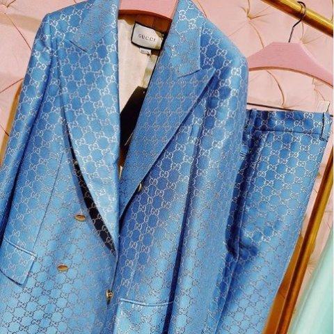 6折起+叠8折!校服外套£504Gucci 惊天大闪促 收高级成衣、包包、围巾配饰等好物