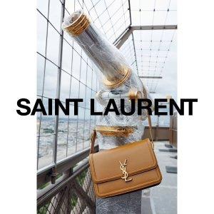低至5折 £492收LouLou斜挎包Saint Laurent 时尚专场 超多款式 经典随你挑