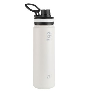 $15.24Takeya Vacuum-Insulated Stainless-Steel Water Bottle