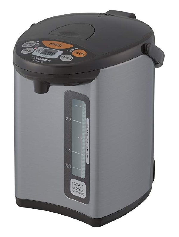 3L 微电脑保温电热水壶