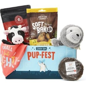Goody Box Pup-Fest for Dogs, Large Breeds - Chewy.com