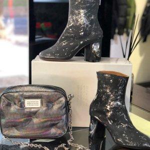 6折起 爆款漆皮靴直降€400Maison Margiela 火爆欧美时尚圈 难得闪现史低价