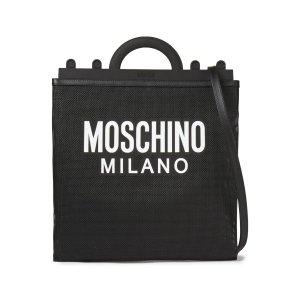 Moschinologo PVC手提包
