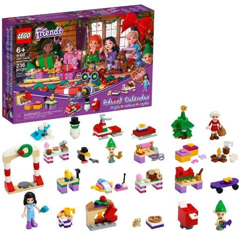 As low as $19.97Amazon LEGO Advent Calendar Building Kits