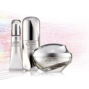 Last Day: 20% Off+Free GiftWith Bio-Performance Collection @ Shiseido