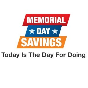 Up to 40% off Memorial Day Sale @ The Home Depot