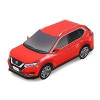 Nissan Rogue 折纸模型免费下载