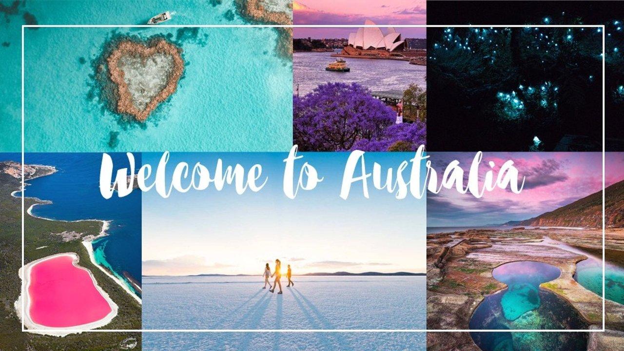 必马!澳大利亚必打卡绝美景点,每一个动超心动!
