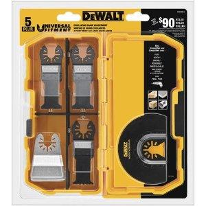 $22.98 销量冠军DEWALT 打磨工具套装
