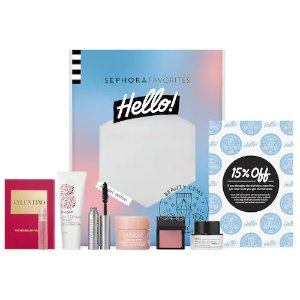 Sephora价值$41 含8.5折优惠券美妆套装